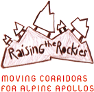 Raising the Rockies — Moving Corridors for Alpine Apollos