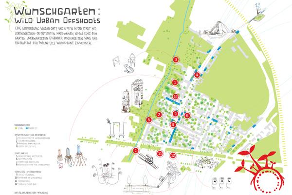 Wunschgarten: Wild Urban Offshoots